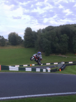 Moving front wheel
